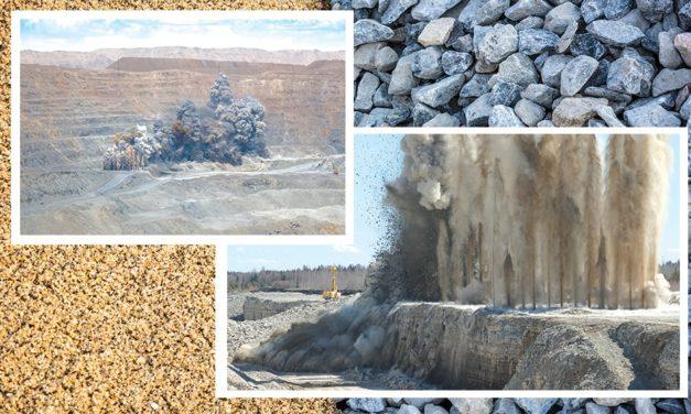 Stemming for Large Blastholes