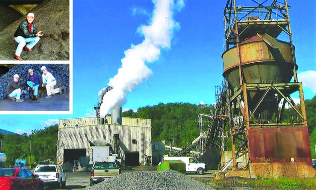 Virginia Carbonite Commissions Coal Conversion Plant