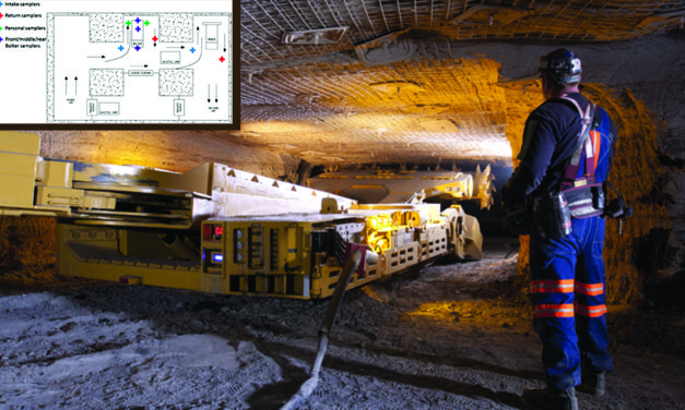 Innovations in Dust Control for Room-and-Pillar Mining