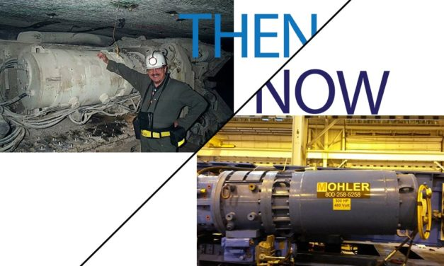 Modern Motor Solutions Offer Glimpse of History, Future of Coal Mining
