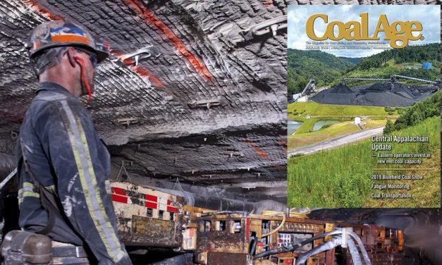 Central Appalachian Coal Operators Rebuild