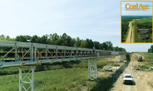 Advanced Conveyors Move More Coal Cost Effectively