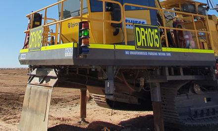 Thiess Deploys Second Autonomous Drilling System at Lake Vermont