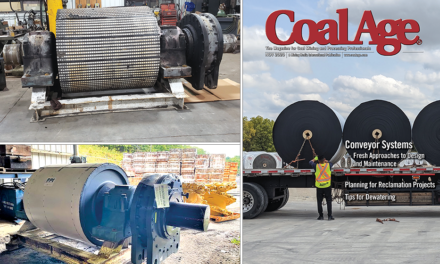 Fresh Approaches for Coal Conveyors