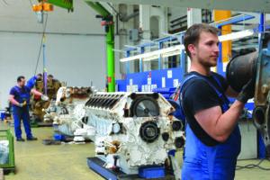 Rolls-Royce mtu Remanufacturing Magdeburg